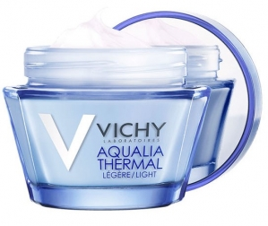 """Крем """"Динамичное увлажнение"""", Aqualia Thermal Dynamic Hydration Light Cream, Vichy"""