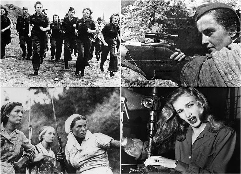 23 милитари-образа ко Дню защитника Отечества - фото №1