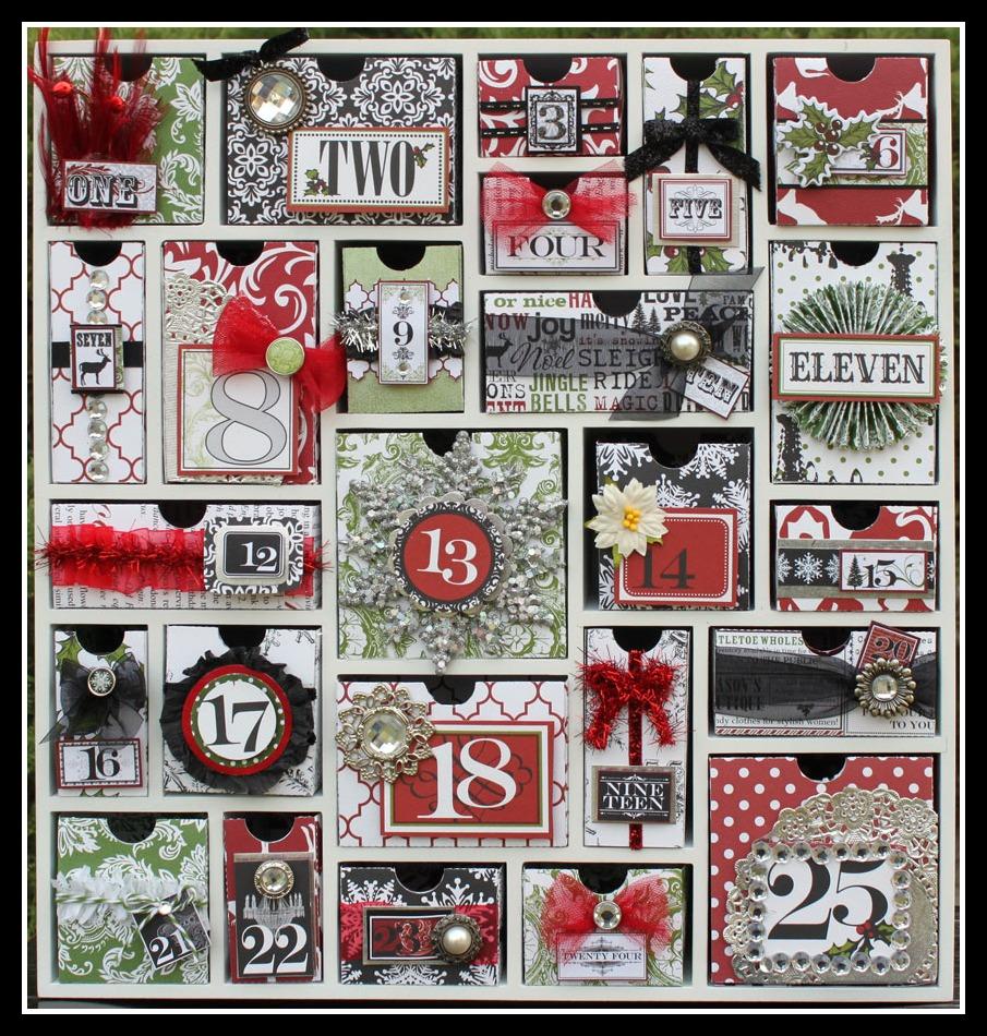 Советы по созданию рождественского календаря для детей - фото №2