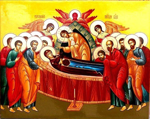 28 августа – Успение Пресвятой Богородицы - фото №1
