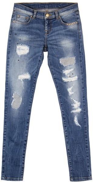 Модные джинсы: весна-лето 2013 - фото №10