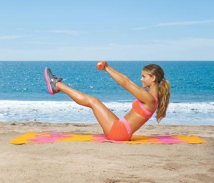 Какие упражнения сгонят внутренний жир - фото №5