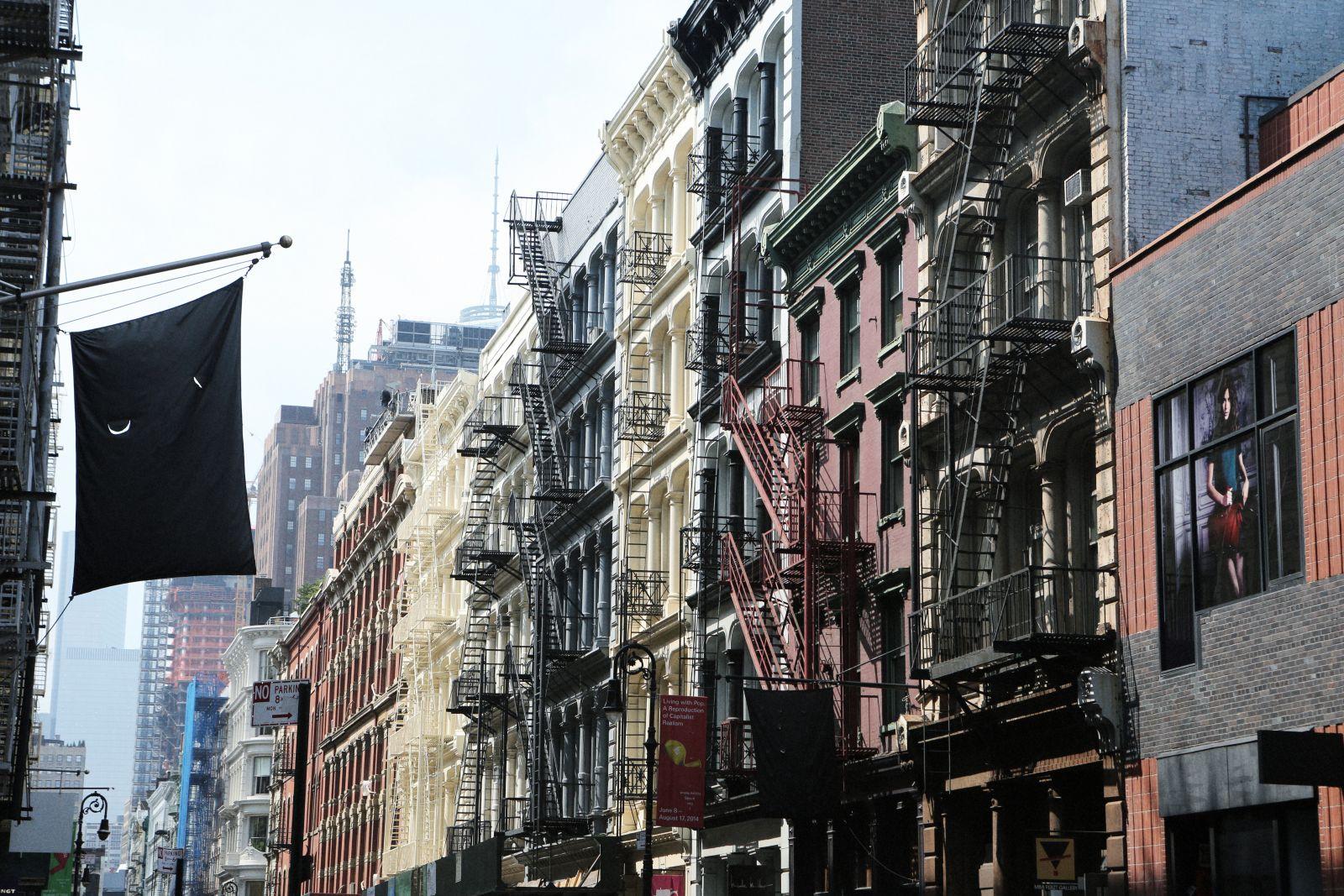 Душевный гид по особенностям Нью-Йорка от Оли Цибульской: дремучий лес, безграничные возможности и одиночество - фото №6