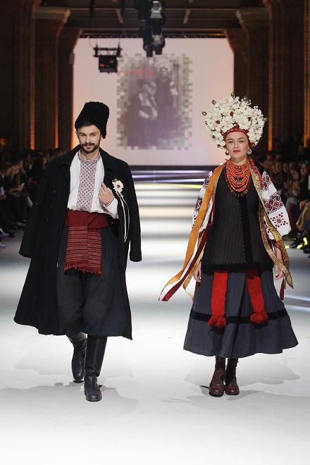 Украинская неделя моды карина заболотная
