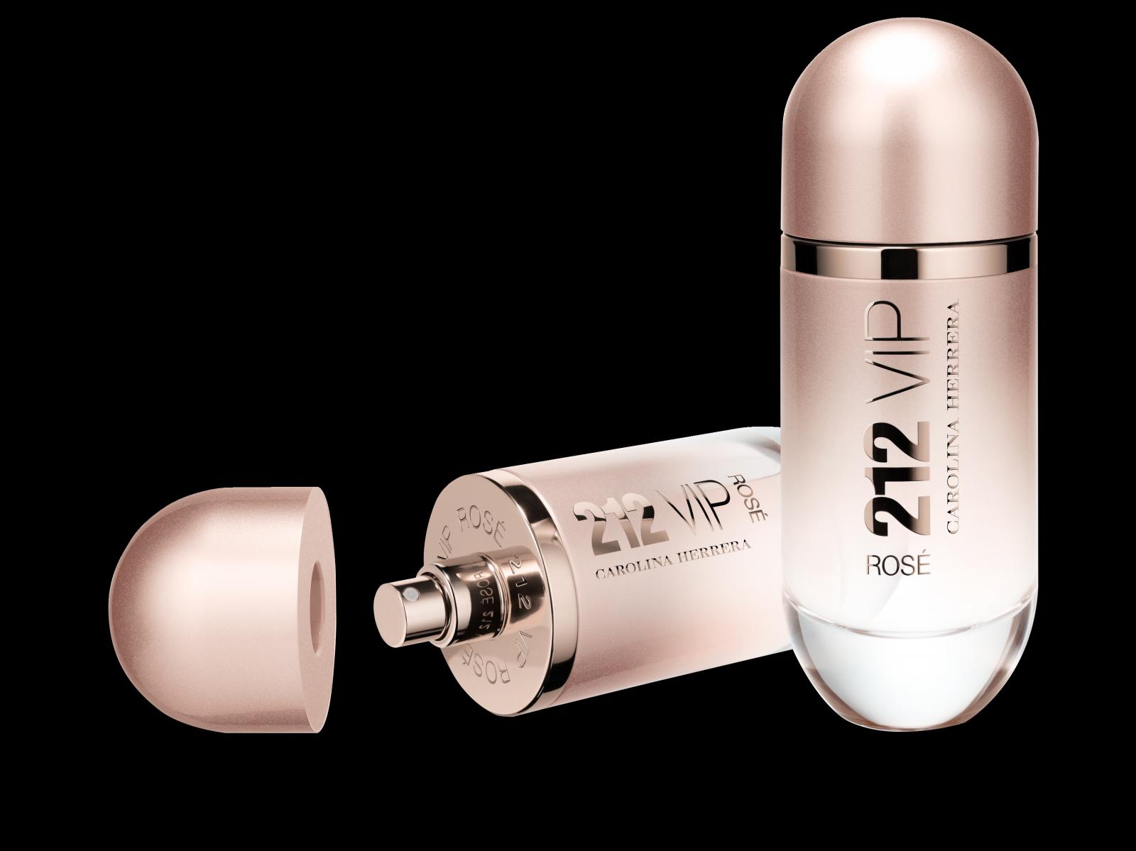 Бренд Carolina Herrera выпустил новый аромат 212 VIP Rose - фото №2