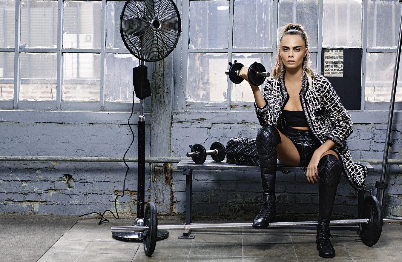 Скандальное интервью: Кара Делевинь честно рассказала, почему ушла из модельного бизнеса - фото №6