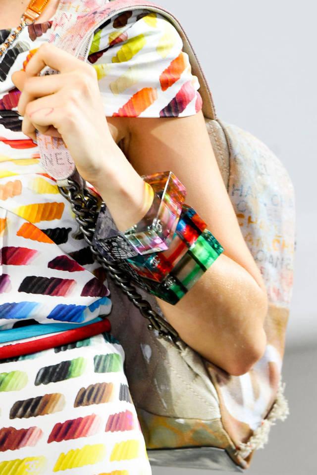 Модные украшения сезона весна-лето 2014 - фото №5