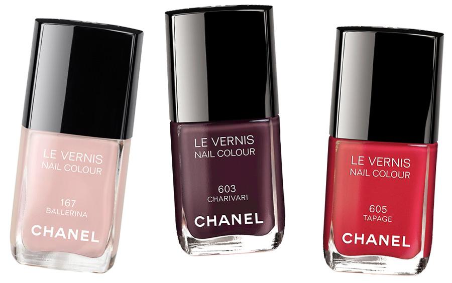 Весенняя коллекция макияжа Chanel Notes du Printemps Collection Spring 2014 - фото №7
