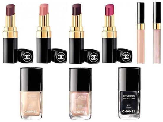 Осенние коллекции макияжа от известных брендов - фото №20