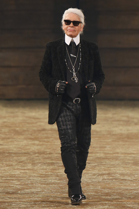 Коллекция Chanel Metiers d`Art pre-fall 2014 - фото №7