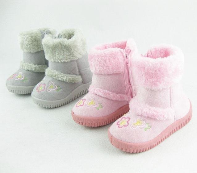 Как выбрать зимнюю обувь для ребенка? - фото №1