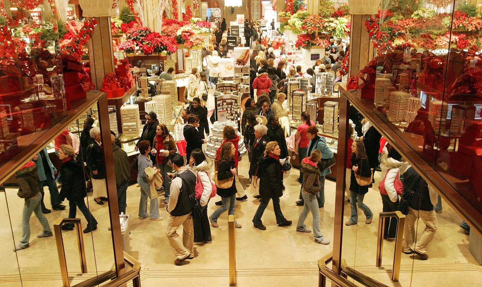 Правила шопинга на рождественских распродажах - фото №1
