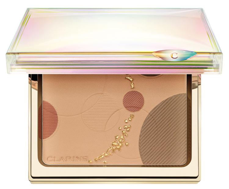 Весеняя коллекция макияжа Clarins Opalescence Spring 2014 Makeup Collection - фото №1