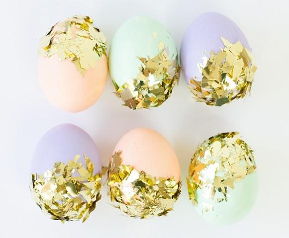 Пять модных способов украсить яйца на Пасху - фото №5