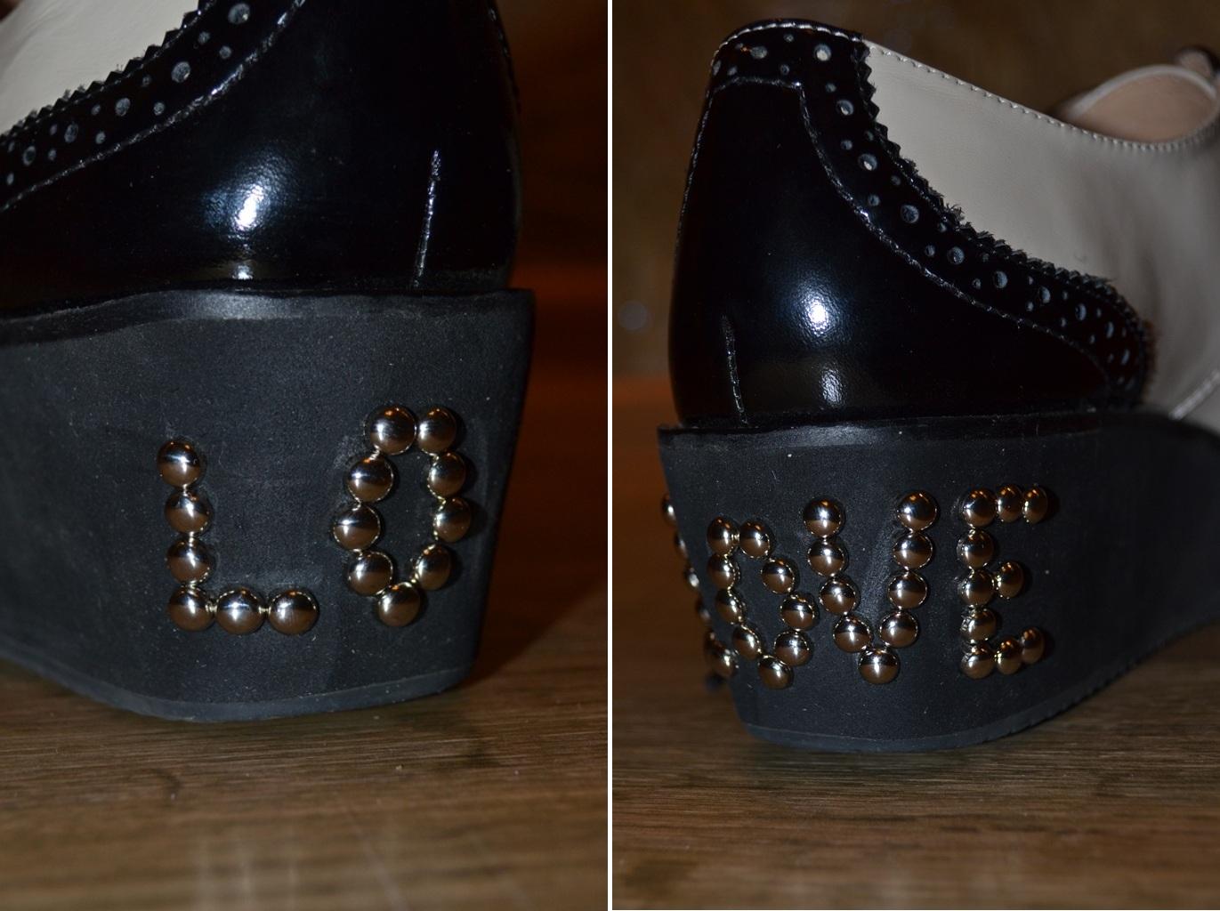 Мастер-класс: делаем необычную надпись на туфлях - фото №4