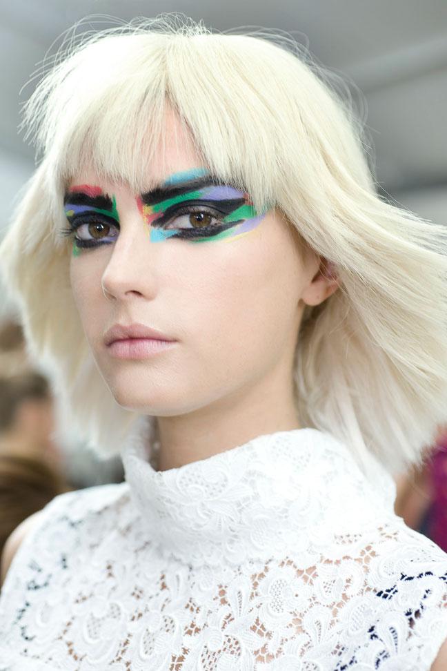 Топ 5 ведущих визажистов на Неделях моды - фото №26