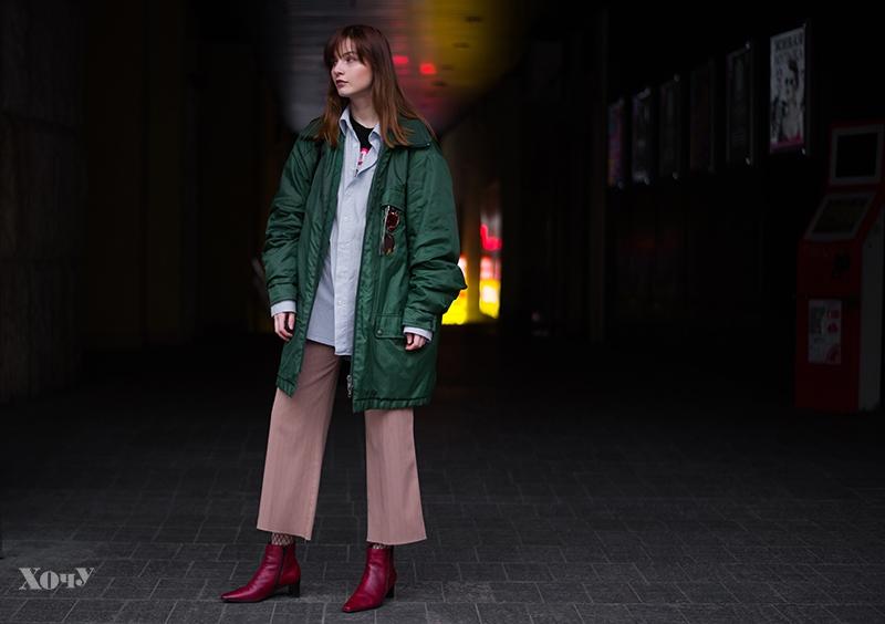Как и где одеваются киевские модники: street style by Tony Tarsyuk