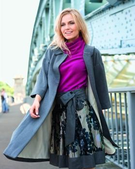 Модно этой осенью: цвет фуксии - фото №2