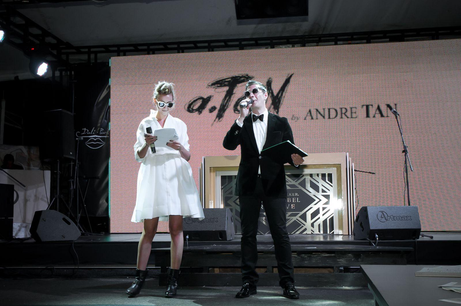 Круизная коллекция бренда a.TaN by Andre Tan. - фото №2