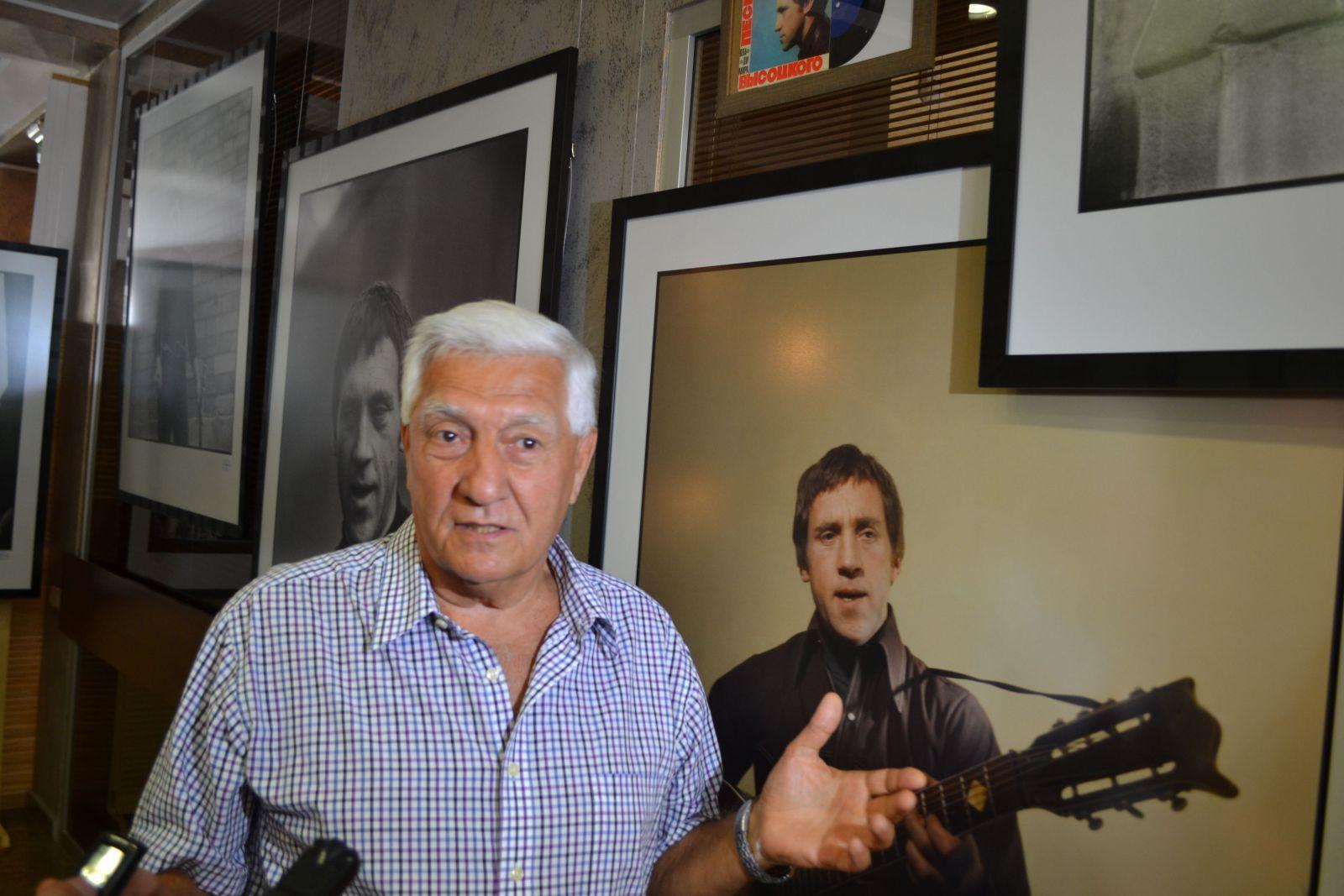 Эксклюзив на ХОЧУ: в Киеве открылся музей Владимира Высоцкого - фото №2