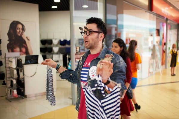 FashionABLE Shopping  в ТРК «Проспект» снова собрал звездных гостей в Киеве - фото №4
