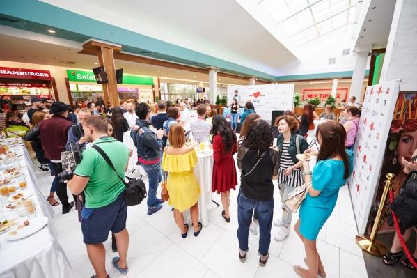 FashionABLE Shopping  в ТРК «Проспект» снова собрал звездных гостей в Киеве - фото №3