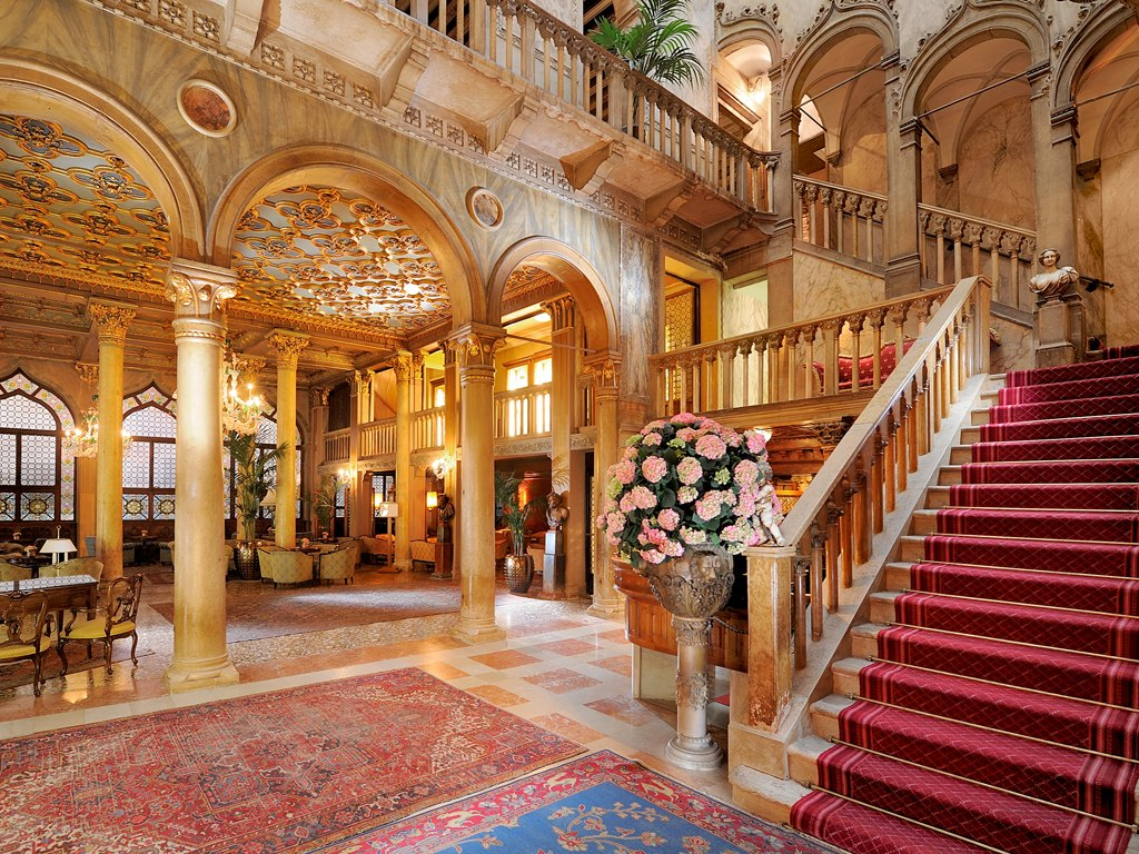 Самые романтические отели мира. Фото - фото №3