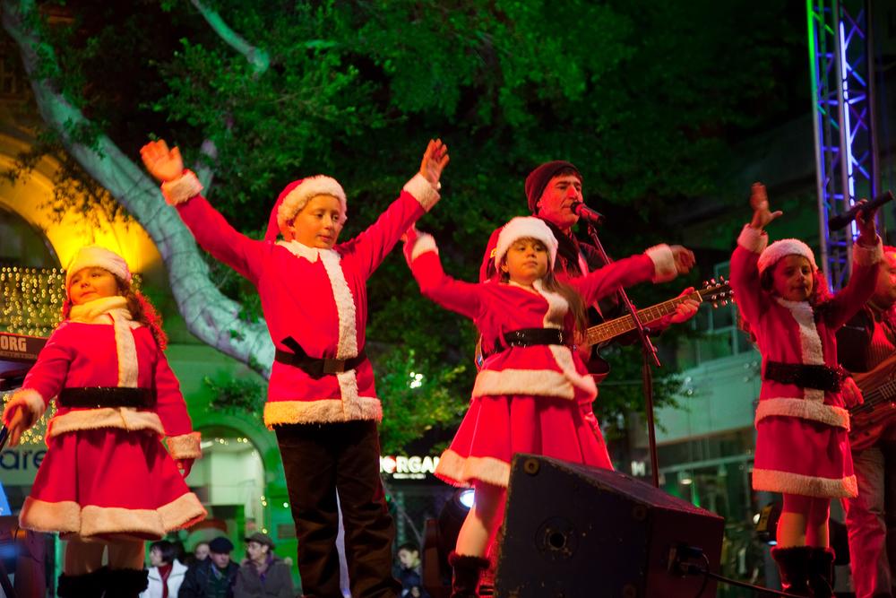 Рождество 2016 афиша мероприятий в Киеве