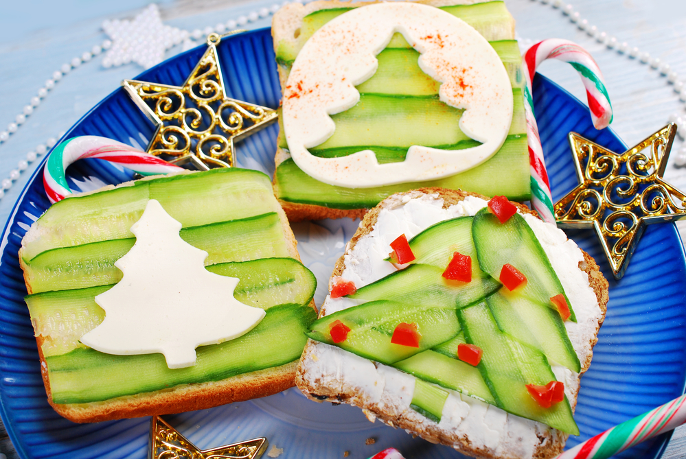 Бутерброды на праздничный стол: идеи удачных закусок на Новый год - фото №25