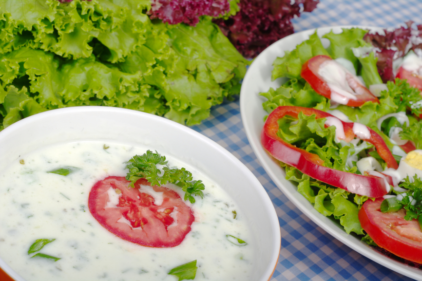Заправки для летних салатов - фото №4