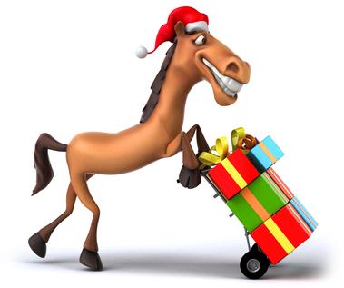 Сегодня Новый год Синей Лошади по восточному календарю: прогноз на 2014 год - фото №1