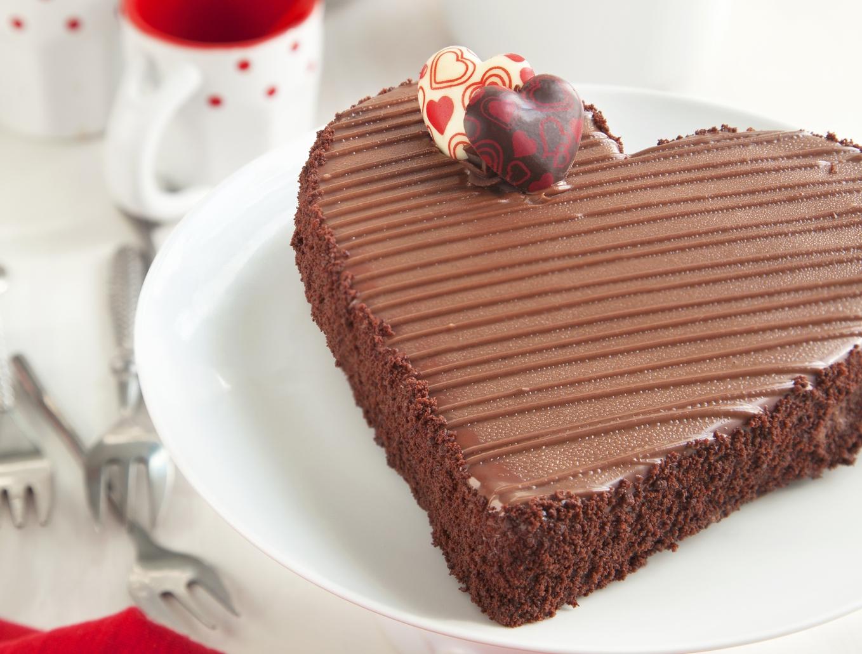 торт на 14 февраля рецепт