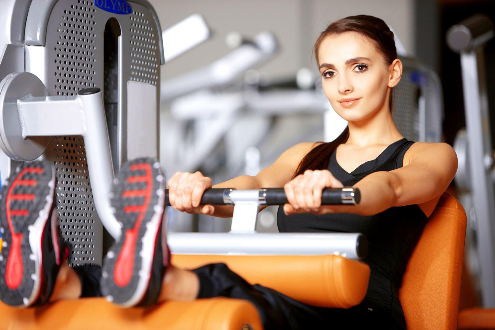 Как женщине не перекачать мышцы - фото №2