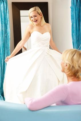 Что следует учитывать, выбирая свадебное платье - фото №1