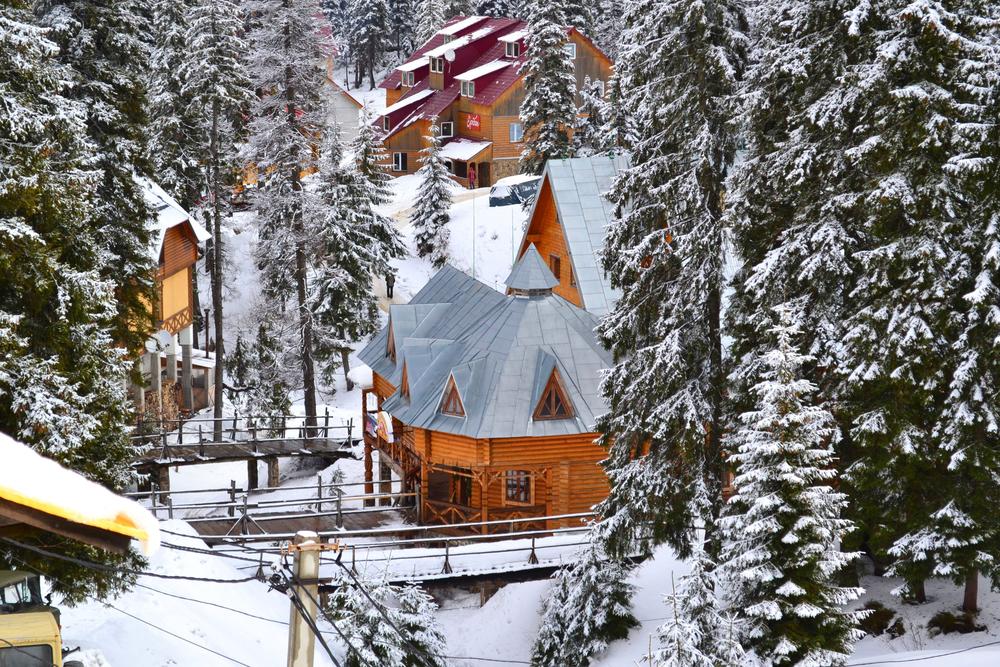 Высокогорный курорт Драгобрат: где лыжникам провести зимние каникулы - фото №6
