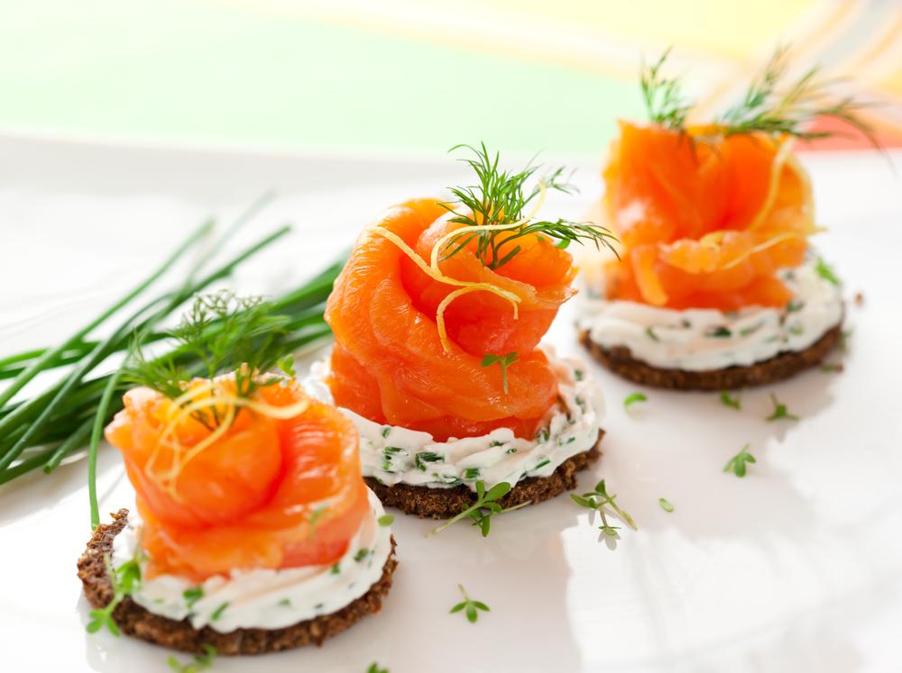 Бутерброды на праздничный стол: идеи удачных закусок на Новый год - фото №19