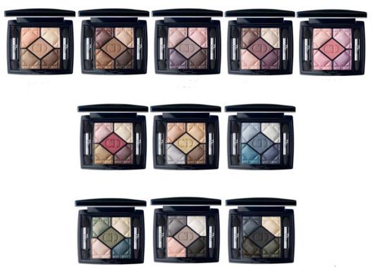 Осенние коллекции макияжа от известных брендов - фото №6