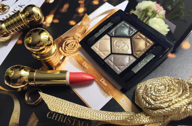Что купить из рождественских коллекций декоративной косметики Dior и YSL - фото №2