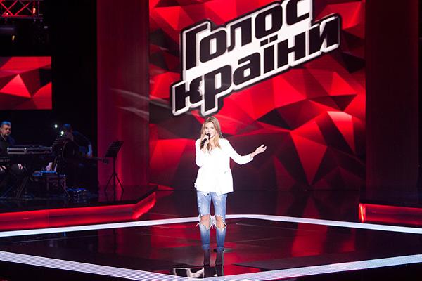 Голос країни-6: возвращение ех-Ассоль Екатерины Гуменюк на большую сцену - фото №1