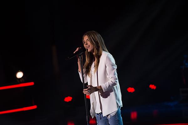 Голос страны-6 Катя Гуменюк