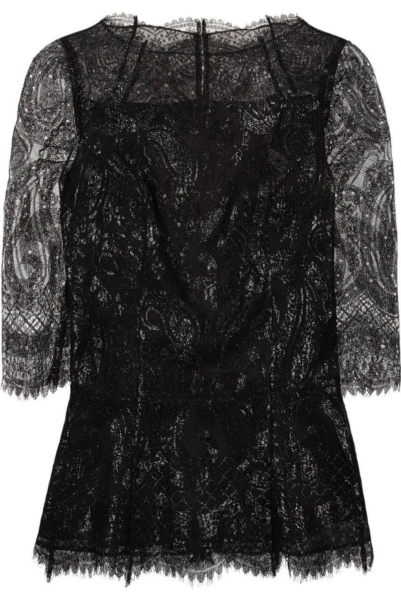Модные блузки лета 2013: тренды и модели - фото №6