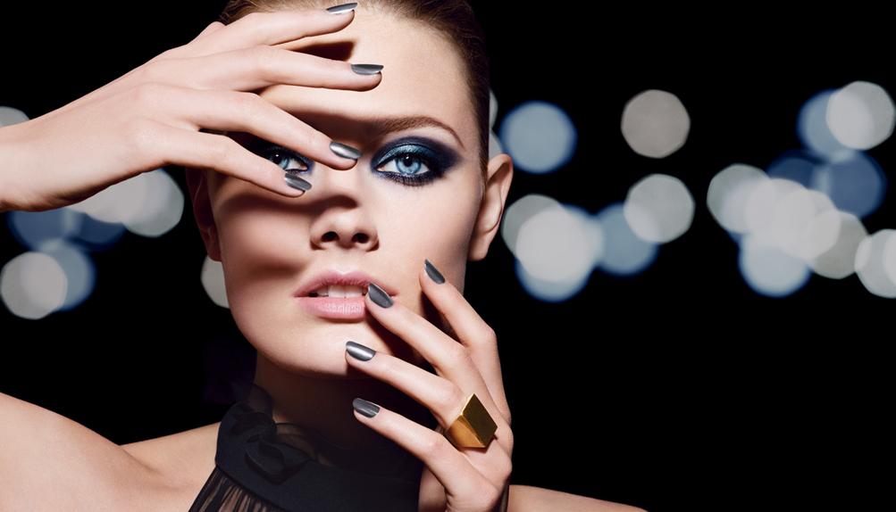 Бренд Estée Lauder выпустил осеннюю коллекцию макияжа - фото №1