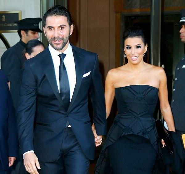 Ева Лонгория и Хосе Антонио Бастон - свадьба