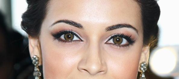 Как сделать стрелки для разной формы глаз - фото №13