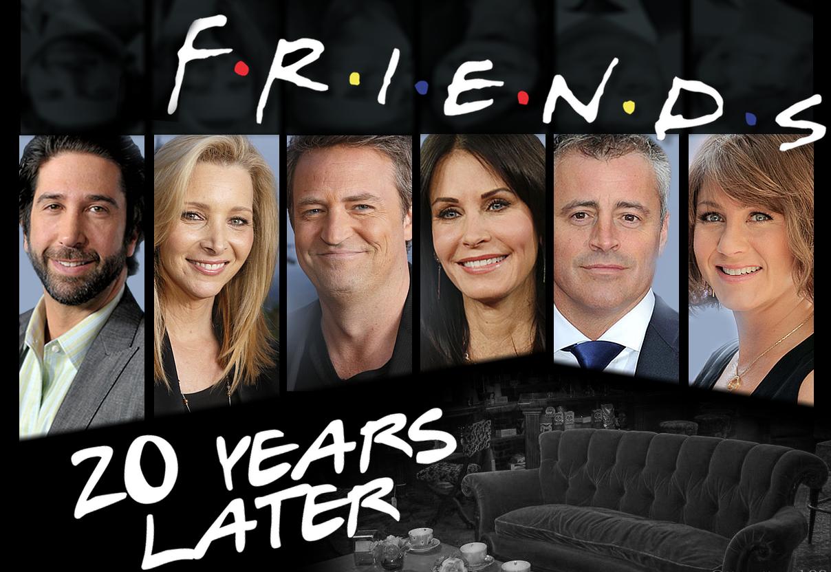 День друзей: что говорят актеры о продолжении любимого сериала - фото №3