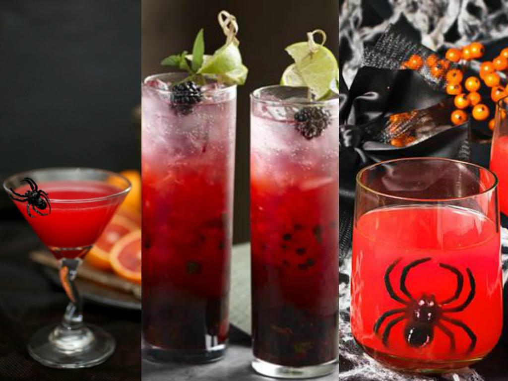 Что пить на Хэллоуин: 5 жутко красивых коктейлей - фото №2