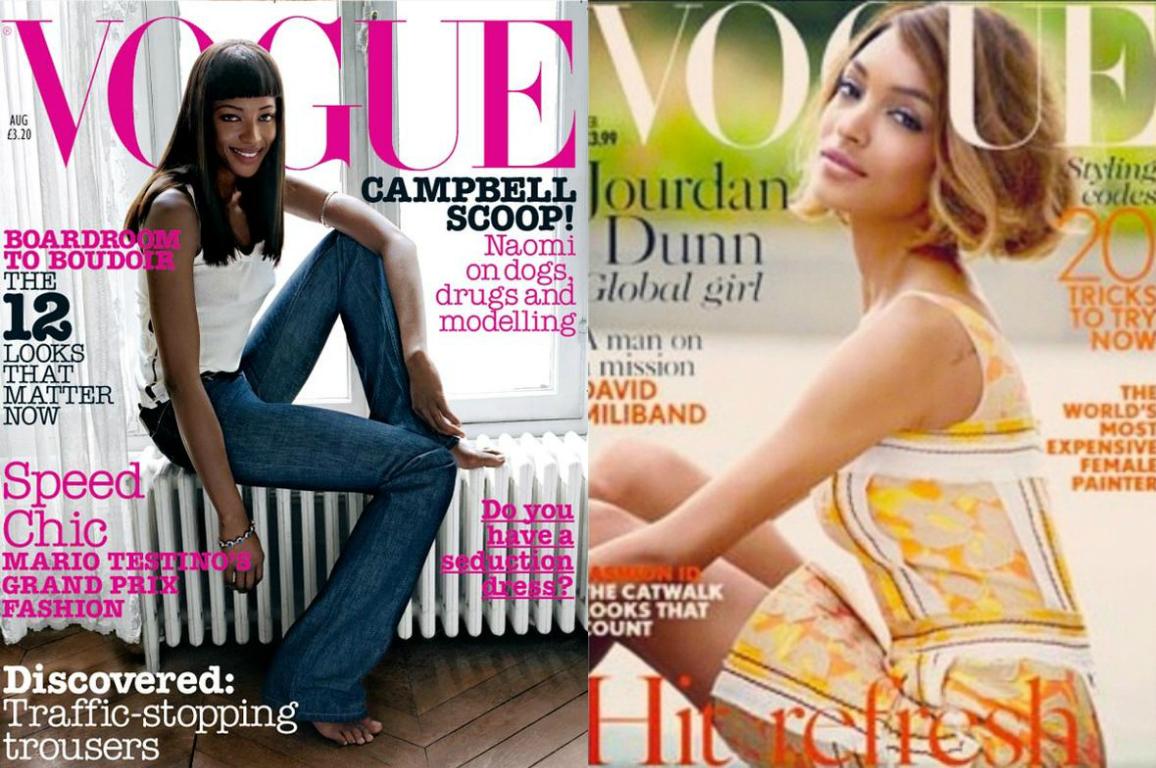 Кто чаще попадал на обложки Vogue в 2014 году и почему об этом сейчас говорят - фото №4