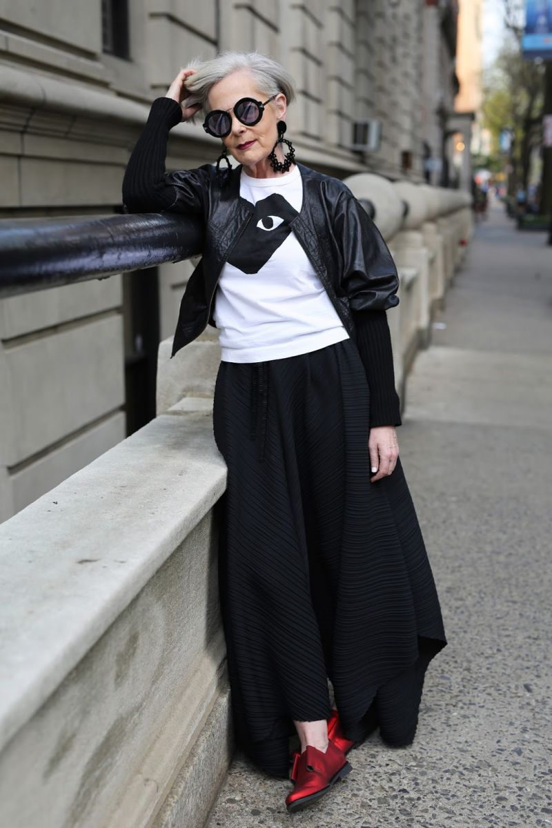 Возраст стилю не помеха: как одеваются модники на пенсии - фото №1