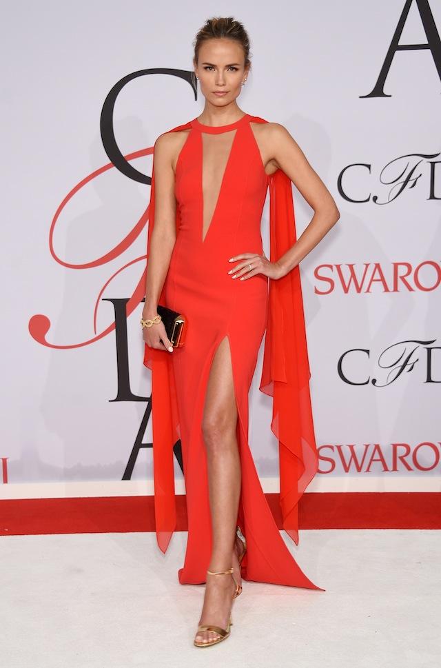 Красное, черное и белое: гости, победители и лучшие наряды модной премии CFDA 2015