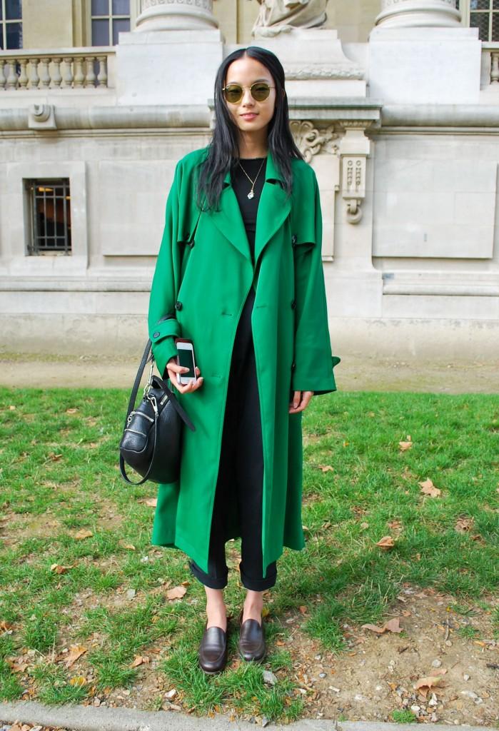 Тренд: изумрудно-зеленый цвет - как и с чем носить - фото №17